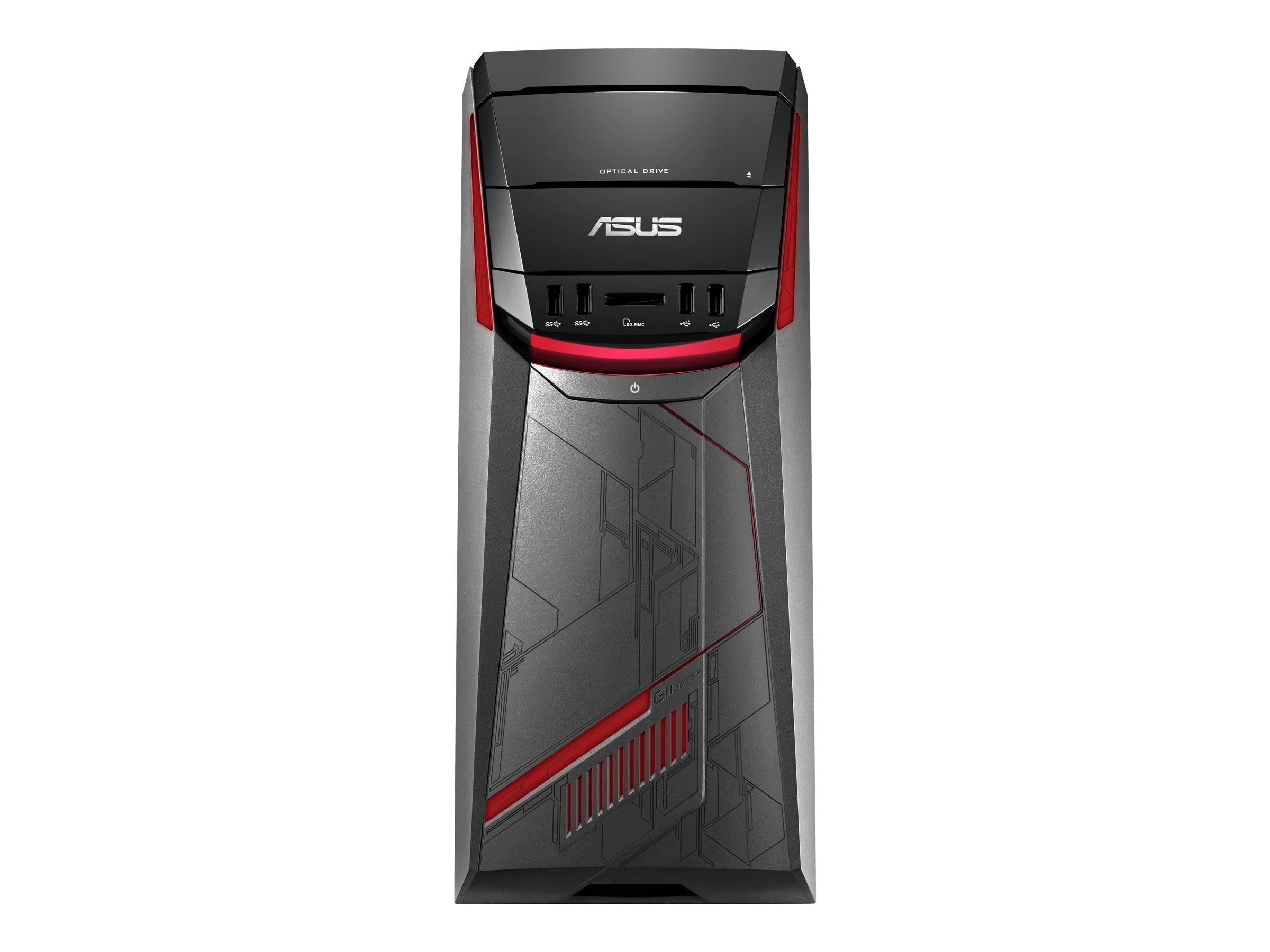 Asus G11CD-DB71 Tower Core i7-6700 16GB 1TB W10, G11CD-DB71