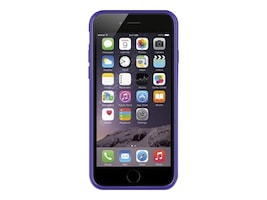 Belkin Grip Case for iPhone 6, Purple, F8W604BTC01, 17869917, Carrying Cases - Phones/PDAs