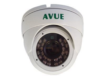 Avue 700TVL Day Night Wide Angle IR Dome Camera, AV665SCW28