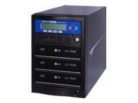 Kanguru™ 3 Target BluRay 12x Duplicator w  Built-in Hard Drive, BR-DUPE-S3, 10016701, Disc Duplicators