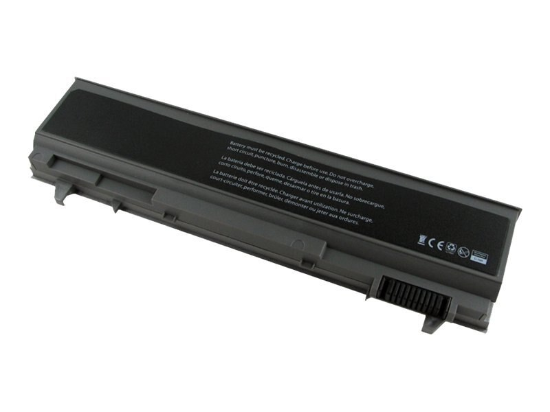 V7 Battery, 6-Cell for Dell Latitude E6400 Precision M2400 M4400, DEL-E6400V7