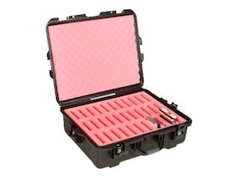 Perm-A-Store 549 3.5 Hard Drive Case 33 Long Slots Waterproof, 07-549003, 16198453, Carrying Cases - Other