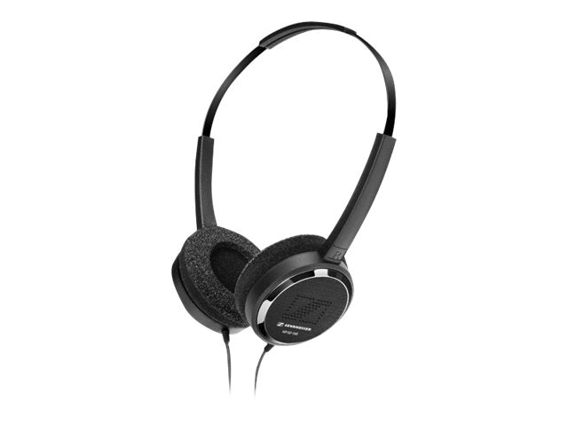 Sennheiser HP 02-140 On-Ear Headphones w  Adjustable Headband & 55 Cable, 505966