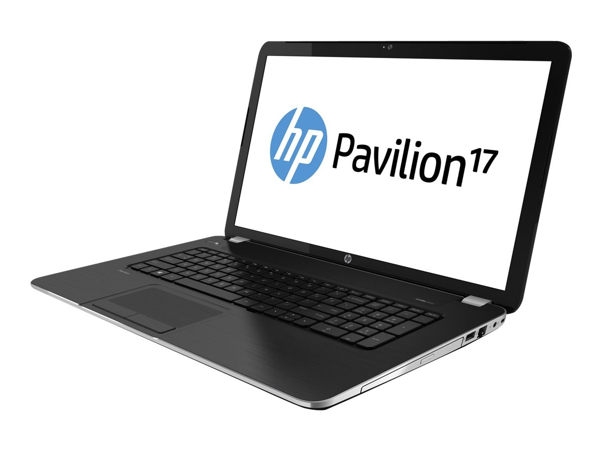 HP Pavilion 17-E197nr : 1.5GHz A4-Series 17.3in display, F9L95UA#ABA