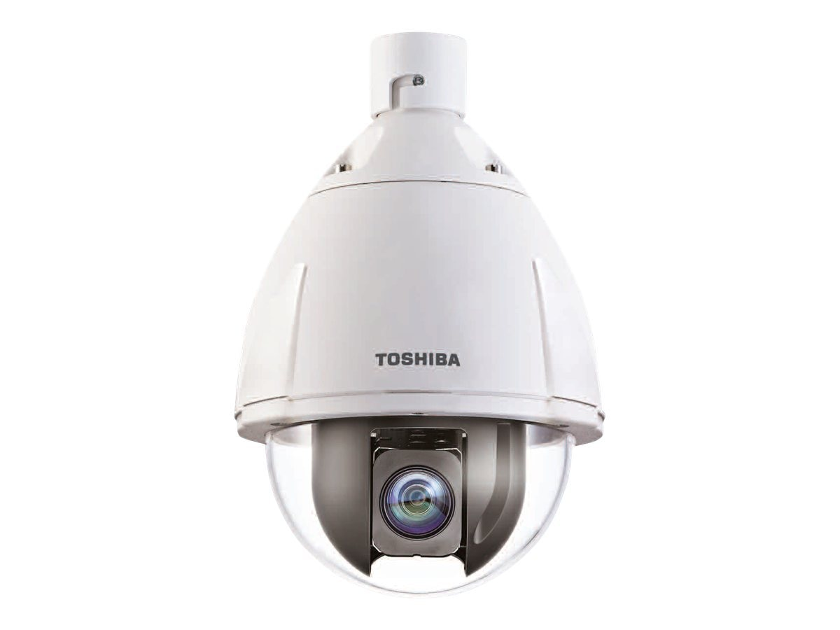 Toshiba IK-WP41A High-Speed IP Network PTZ Dome Camera