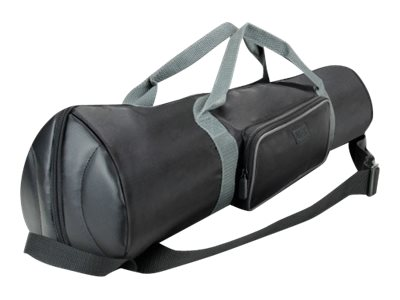 Accessory Genie USA Gear Padded Tripod Case Bag w  Expandable Compartment & Accessories, GRSLS01100BKEW, 31583536, Carrying Cases - Camera/Camcorder