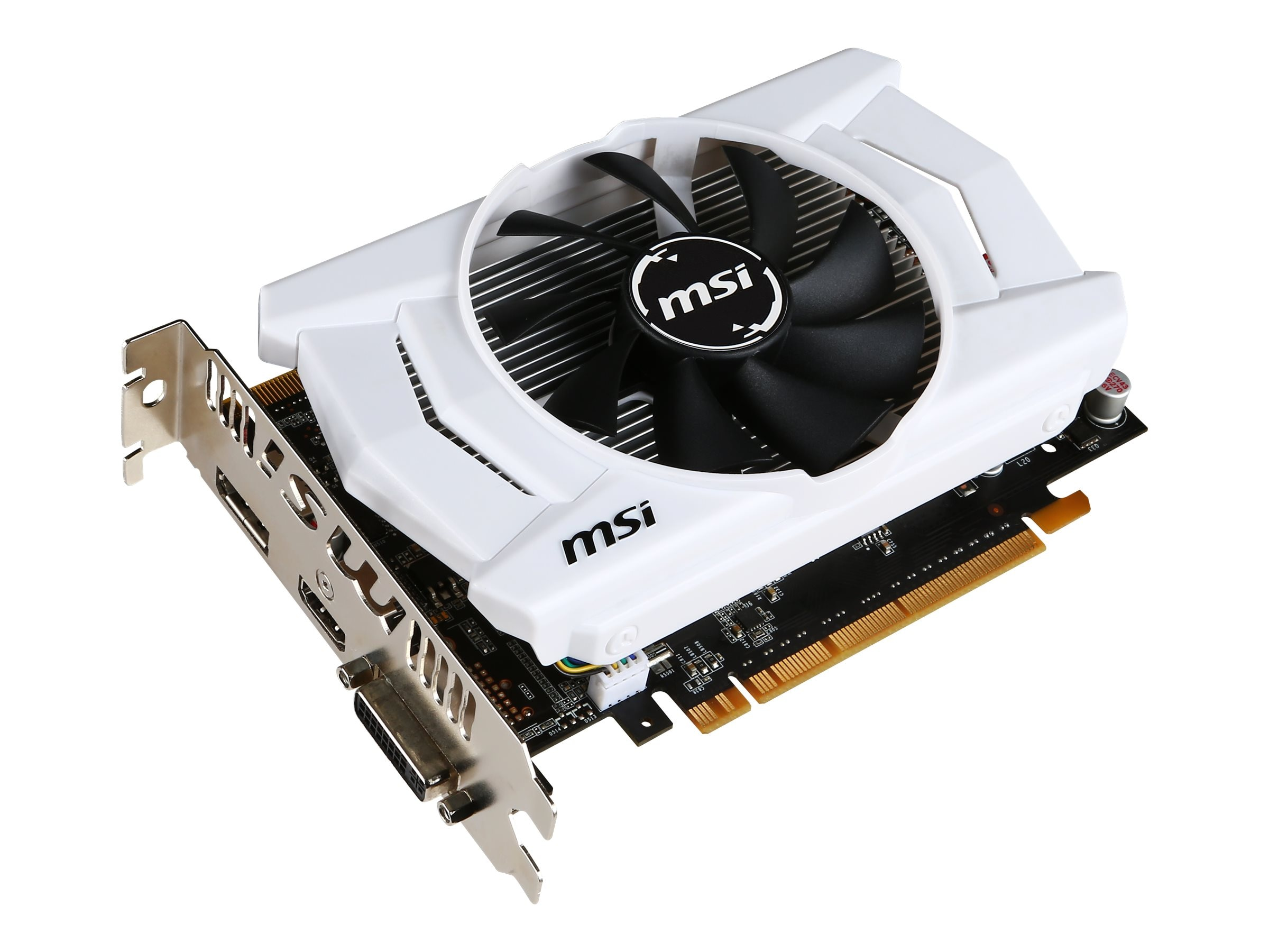 Microstar GeForce GTX 950 PCIe 3.0 x16 Graphics Card, 2GB GDDR5, GTX 950 2GD5 OCV2