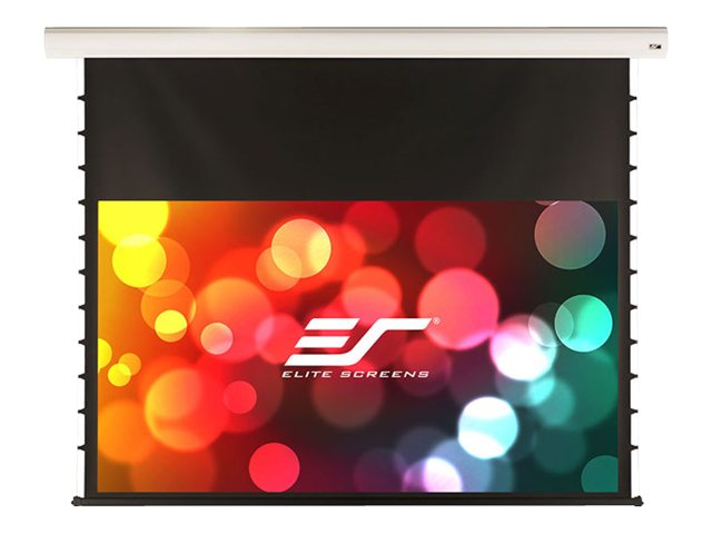 Elite Starling Eletric Projection Screen, Matte White, 16:9, 100