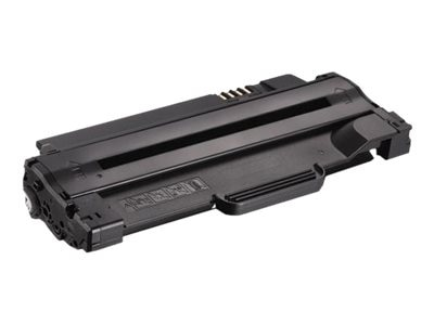 Dell 2500-Page Black Toner Cartridge for Dell 1130, 1130n, 1133 & 1135n Printer
