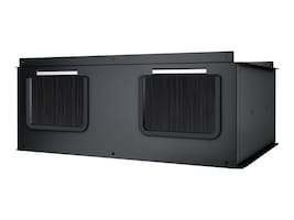 APC Vertical Exhaust Duct Kit for SX Enclosure Overhead Cable Extension 750mm, AR7756, 13013484, Rack Cooling Systems