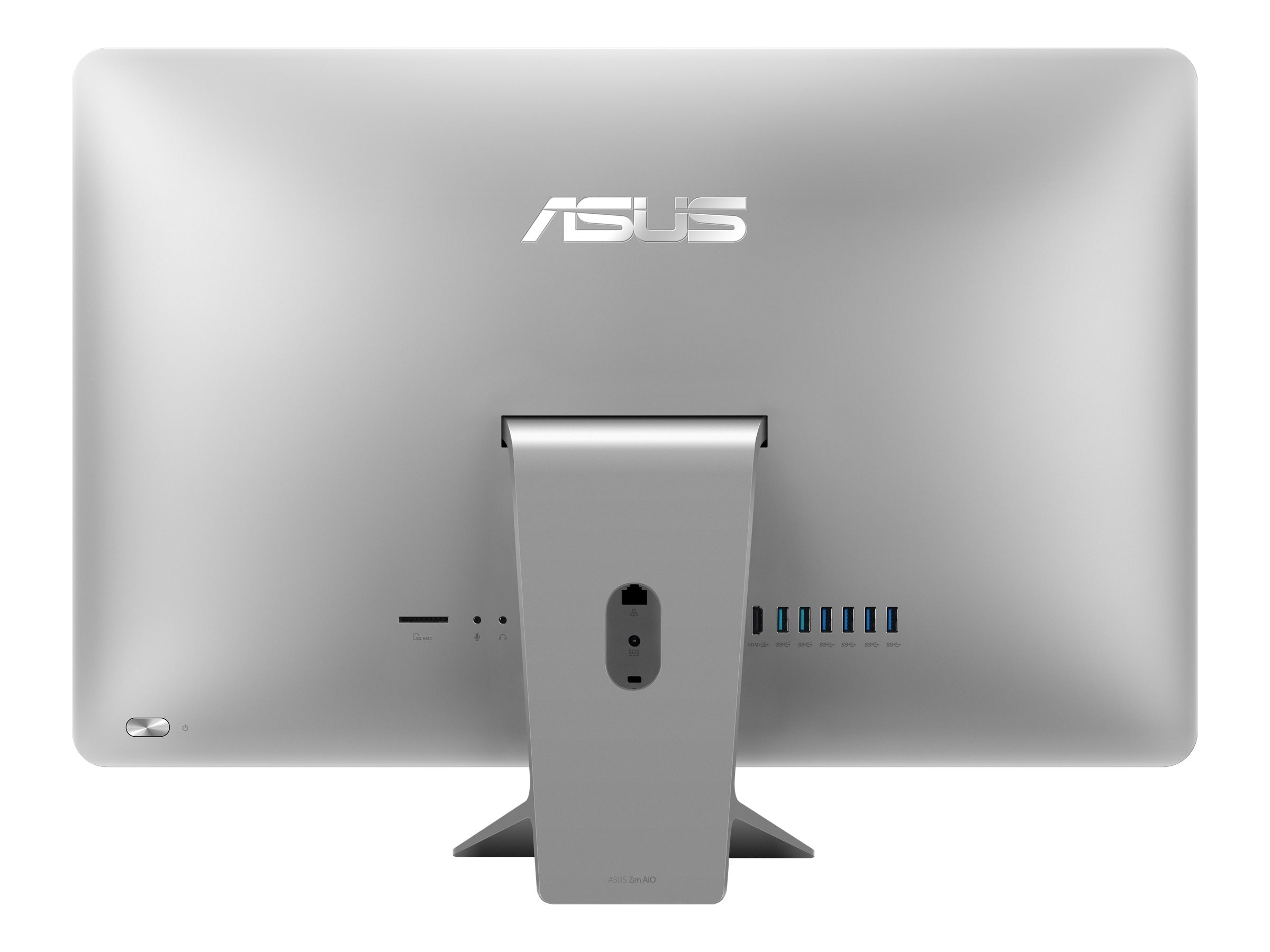 Asus ZN240ICUT-DB51T AIO Core i5-6200U 2.3GHz 8GB 2TB 23.8 W10, ZN240ICUT-DB51T
