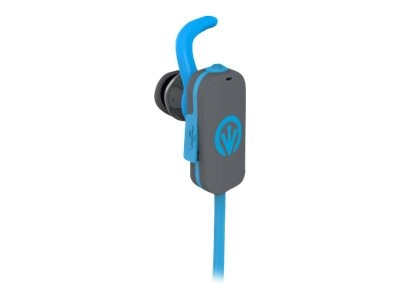 Ifrogz FreeRein Reflect Earbuds - Blue, IFFRRE-BL0, 18744809, Headsets (w/ microphone)