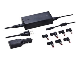 Targus Travel Charger with USB Charging Port 2.1A for Acer, HP, IBM, BUS0292, 13655321, AC Power Adapters (external)