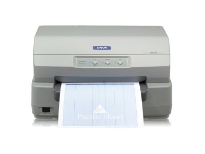 Epson PLQ-20 Passbook Serial Parallel USB 2.0 Printer, C11C560111