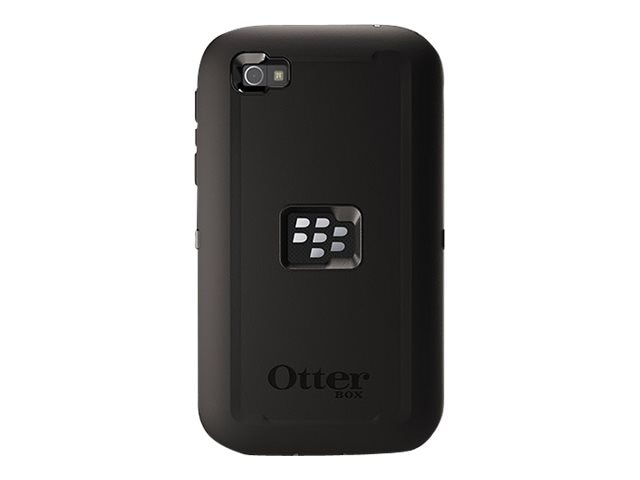 OtterBox Defender Series for Blackberry Classic, Black (Special Order Only), 77-51099, 19177341, Carrying Cases - Notebook
