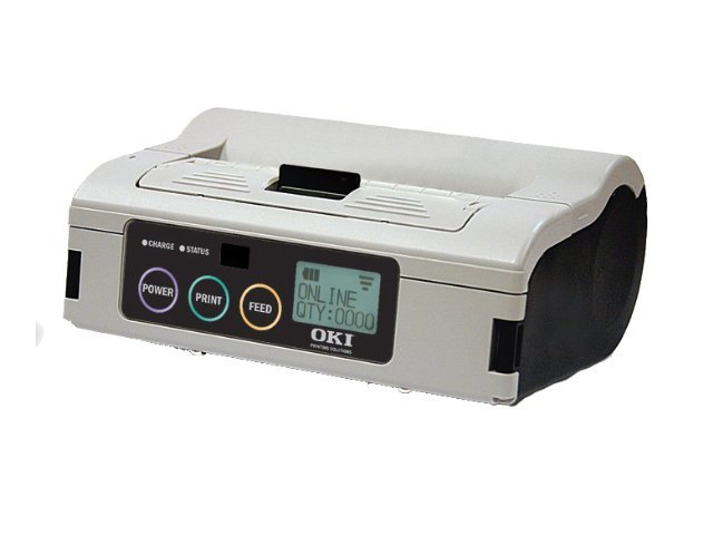 Oki LP470w Wireless Label Printer, 62306403, 11531755, Printers - Label