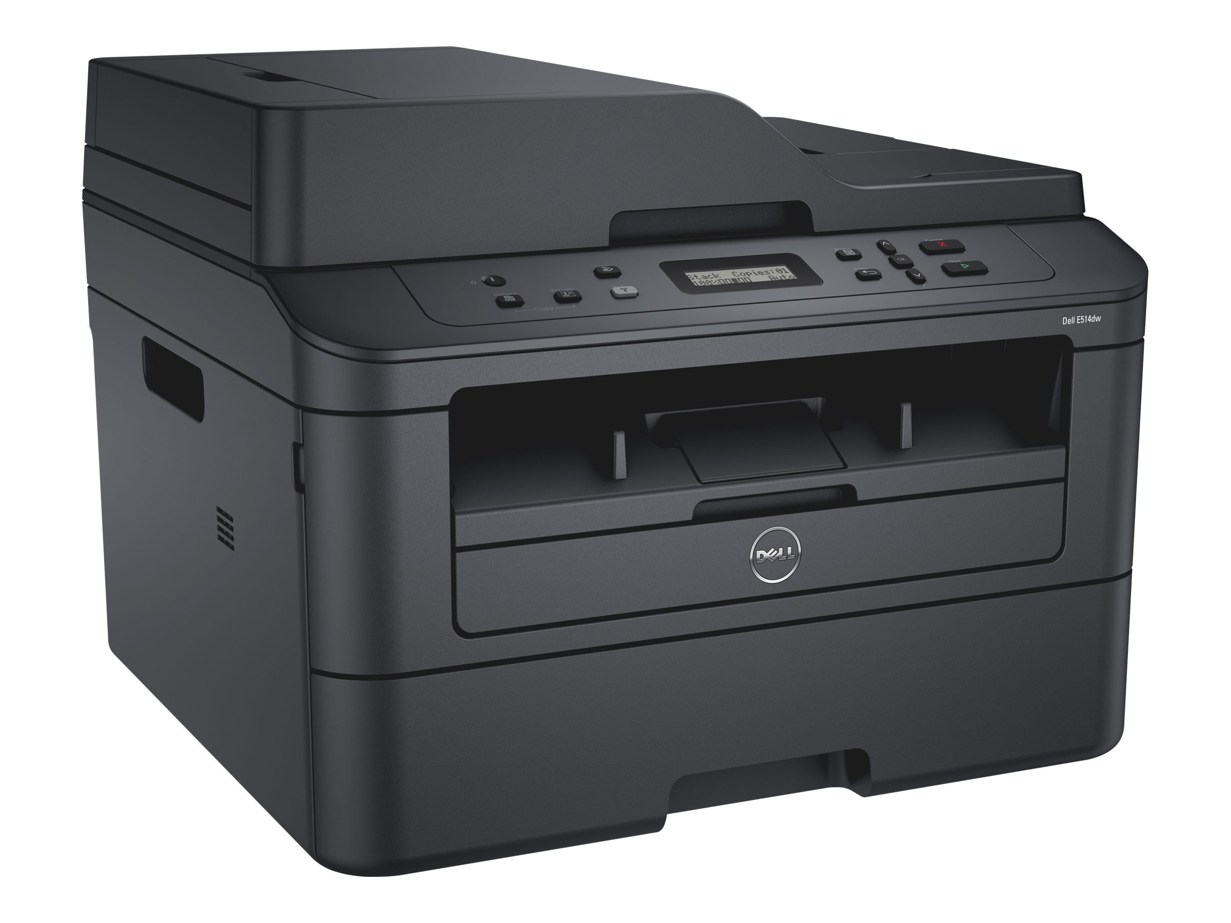 Dell E514dw Black & White Laser Multifunction Printer (210-AEHJ), E514DW
