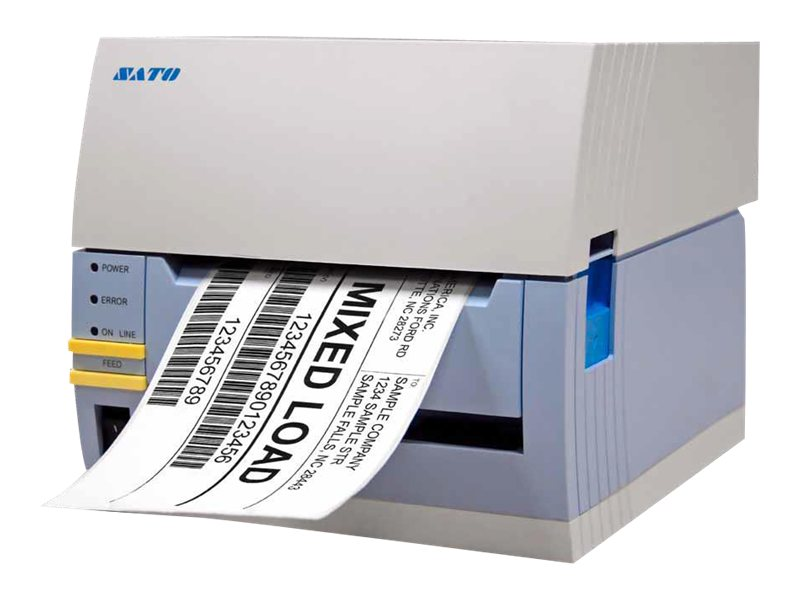 Sato CT408I 4.1 203dpi USB & RS232C Thermal Transfer Printer, WWCT53031, 13319061, Printers - Label