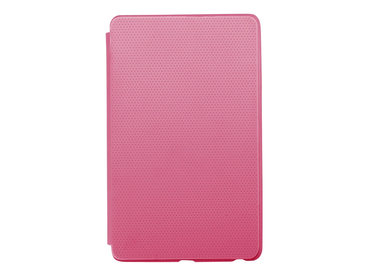 Asus Nexus 7 Travel Cover, Pink, 90-XB3TOKSL00160-, 31260500, Carrying Cases - Tablets & eReaders