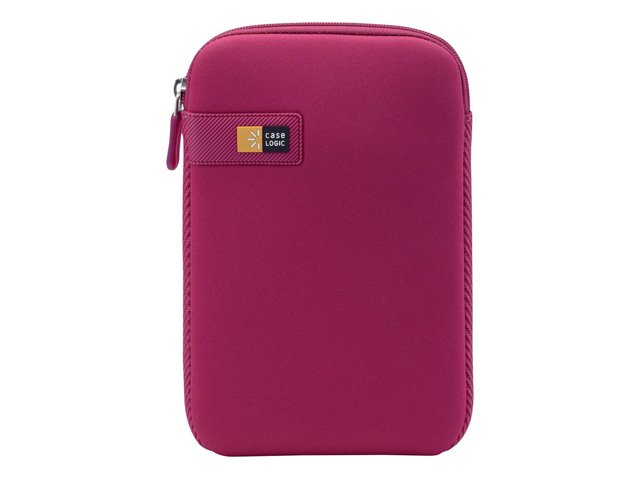 Case Logic 7 Tablet Sleeve, Pink, LAPST-107PINK, 13126471, Protective & Dust Covers