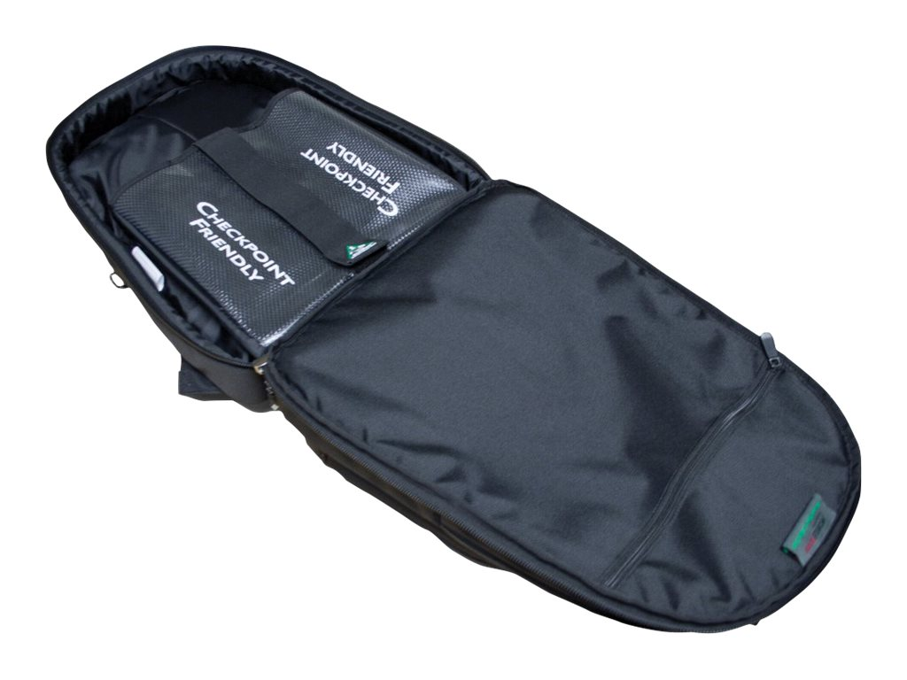 Mobile Edge ScanFast Checkpoint Friendly Backpack 2.0, MESFBP2.0