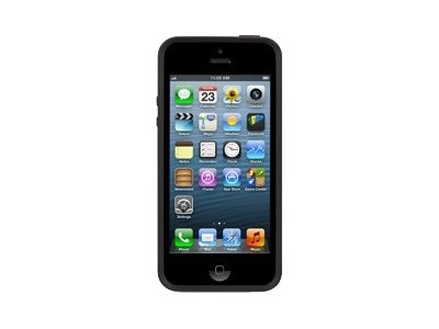Griffin Reveal Case for iPhone 5 Black Clear