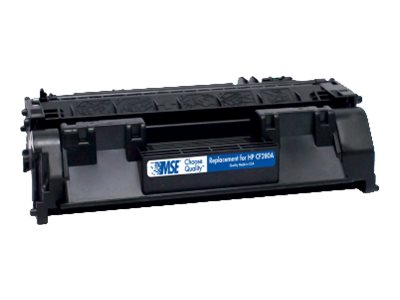CF280X Black High Yield Toner Cartridge for HP, 02-21-8016, 31203425, Toner and Imaging Components
