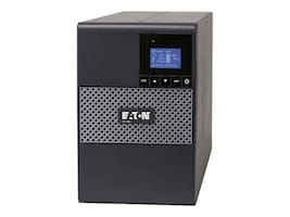 Eaton Series 5P 1000VA 770W 120V Tower UPS, 5-15P Input, (8) 5-15R Outlets, 5P1000, 15624810, Battery Backup/UPS