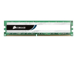 Corsair 4GB PC3-12800 240-pin DDR3 SDRAM DIMM, CMV4GX3M1A1600C11, 15213375, Memory