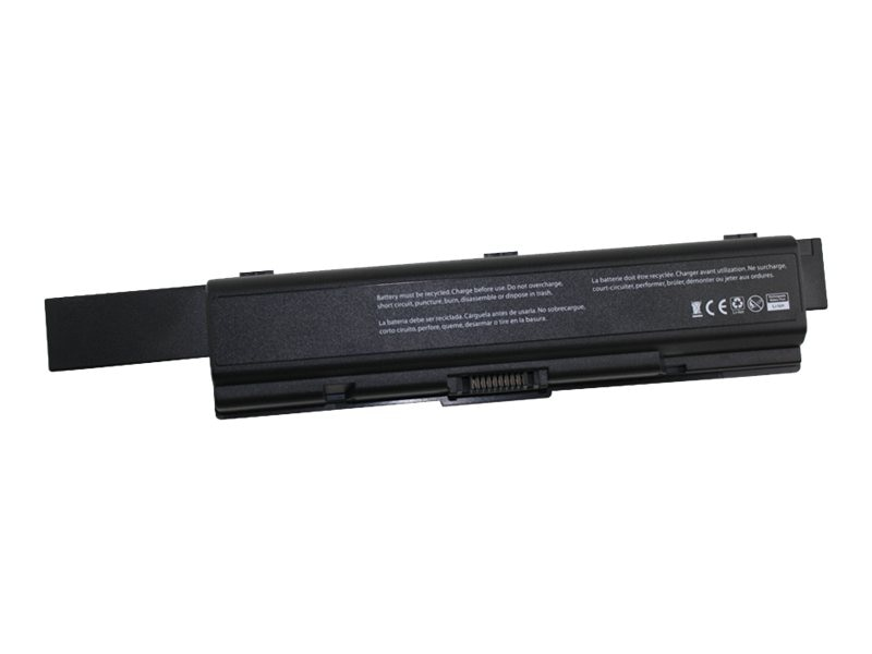 V7 12-Cell Battery Toshiba Satellite A200 PA3727U-1BAS PA3727U-1BRS, TOS-A200X12V7, 16078734, Batteries - Notebook
