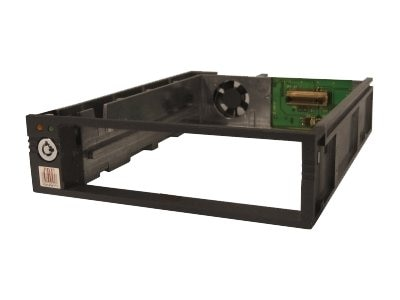 CRU DP10 SAS SATA 6Gb s Frame Carrier - Black, 8442-6502-0500, 15163671, Hard Drive Enclosures - Multiple