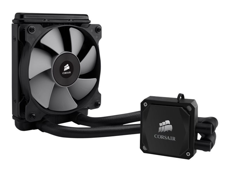 Corsair Hydro Series H60 High Performance Liquid CPU Cooler, CW-9060007-WW