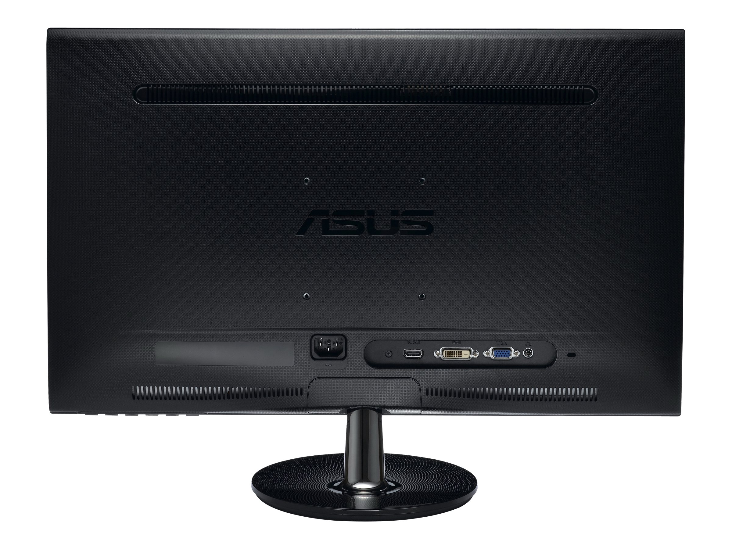 Asus 20 VS207D-P LED-LCD Monitor, Black, VS207D-P