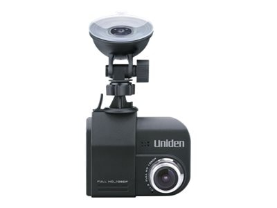 Uniden 2.4 Dashcam with Red light & Traffic Camera Alerts, CAM945GT, 19286774, Cameras - Security
