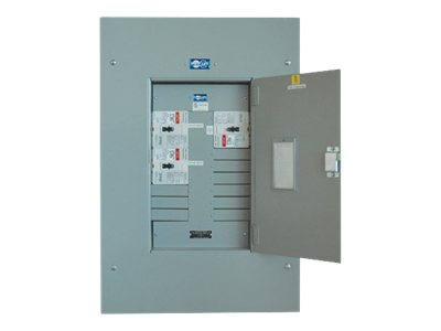 Tripp Lite Parallel Tie Cabinet Combines (2) UPS to Single Output 50A 100A, SUPT20KX, 9185961, Battery Backup Accessories