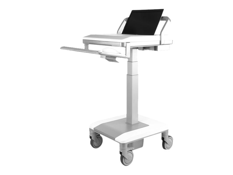 Humanscale T7 Non-Powered Cart, T75-N---1L, 15610320, Computer Carts - Medical
