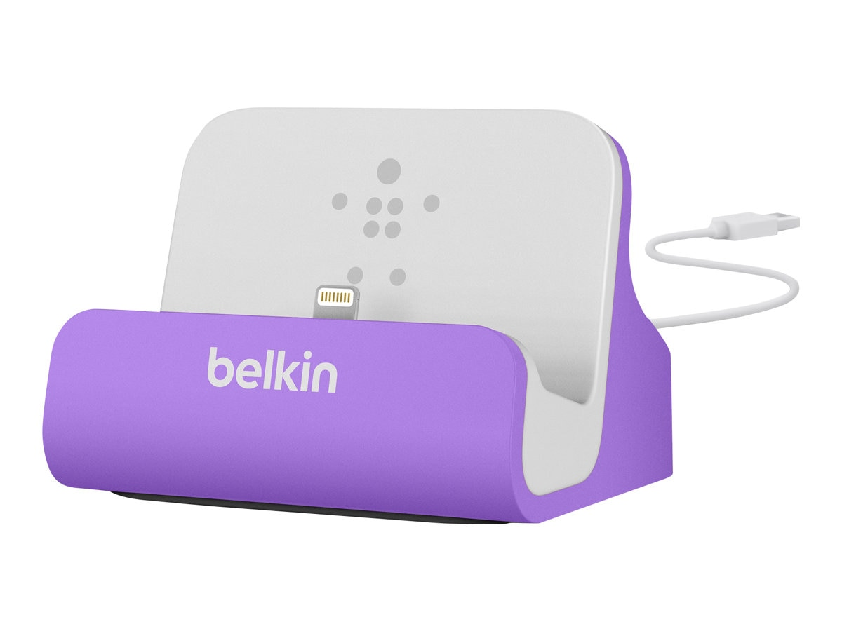 Belkin Charge & Sync Dock for iPhone 5, F8J045BTPUR