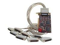 Comtrol RocketPort Plus UPCI OCTA 8-Port DB25 RS232 RoHS, 99427-5, 7024494, Remote Access Hardware