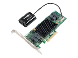 Adaptec 16-port Low-Profile Controller Card with maxCache Plus, 2281600-R, 16560491, Controller Cards & I/O Boards