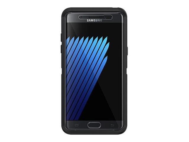 OtterBox Defender for Galaxy Note Smartphone, Black