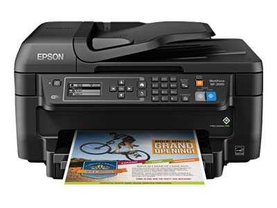 Epson WorkForce WF-2650 All-in-One Printer - $129.99 less instant rebate of $35.00, C11CD77201, 17460978, MultiFunction - Ink-Jet