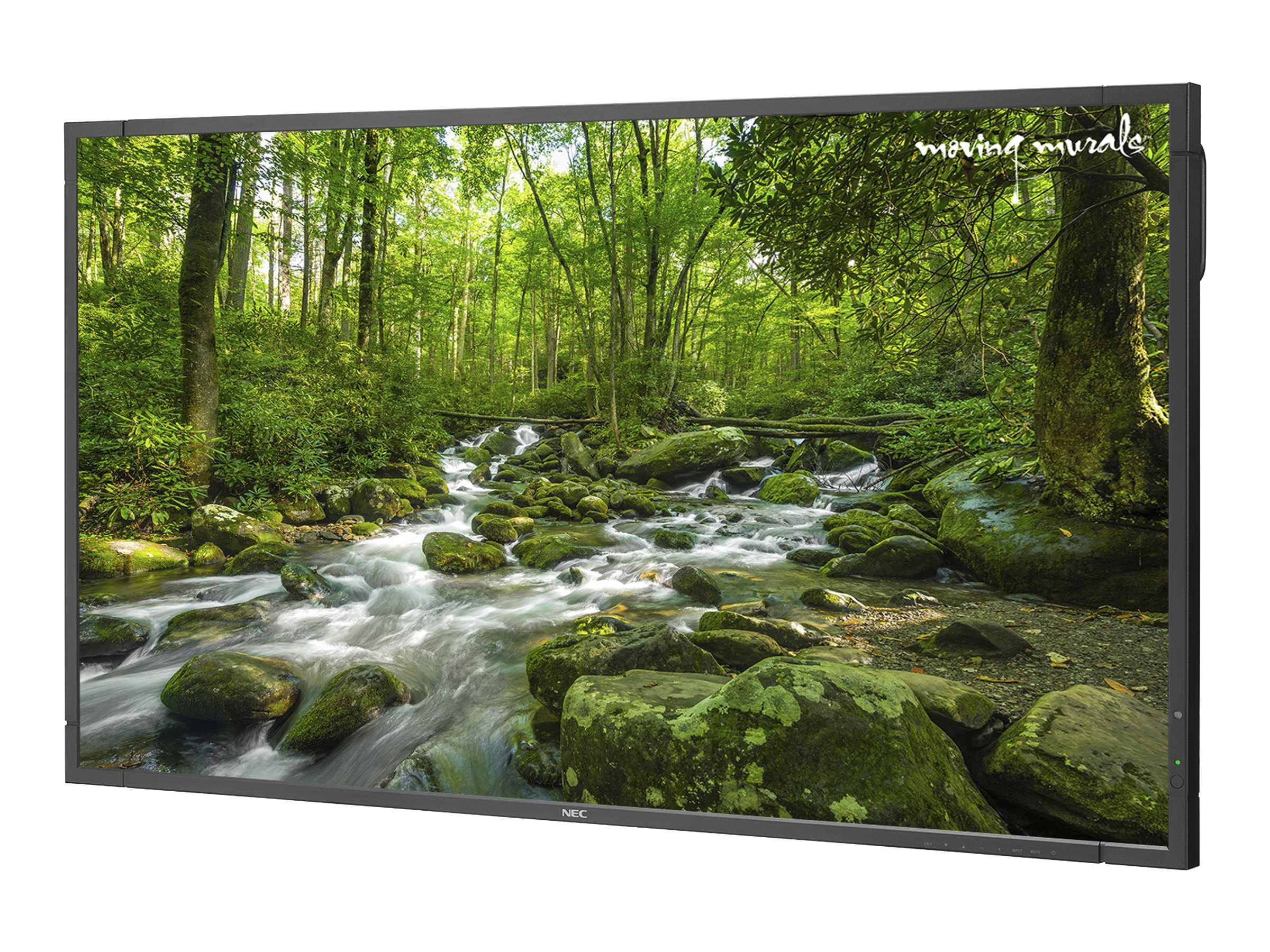 NEC 65 X651UHD 4K Ultra HD LED-LCD Display with OPS PC, Moving Murals Content Subscription