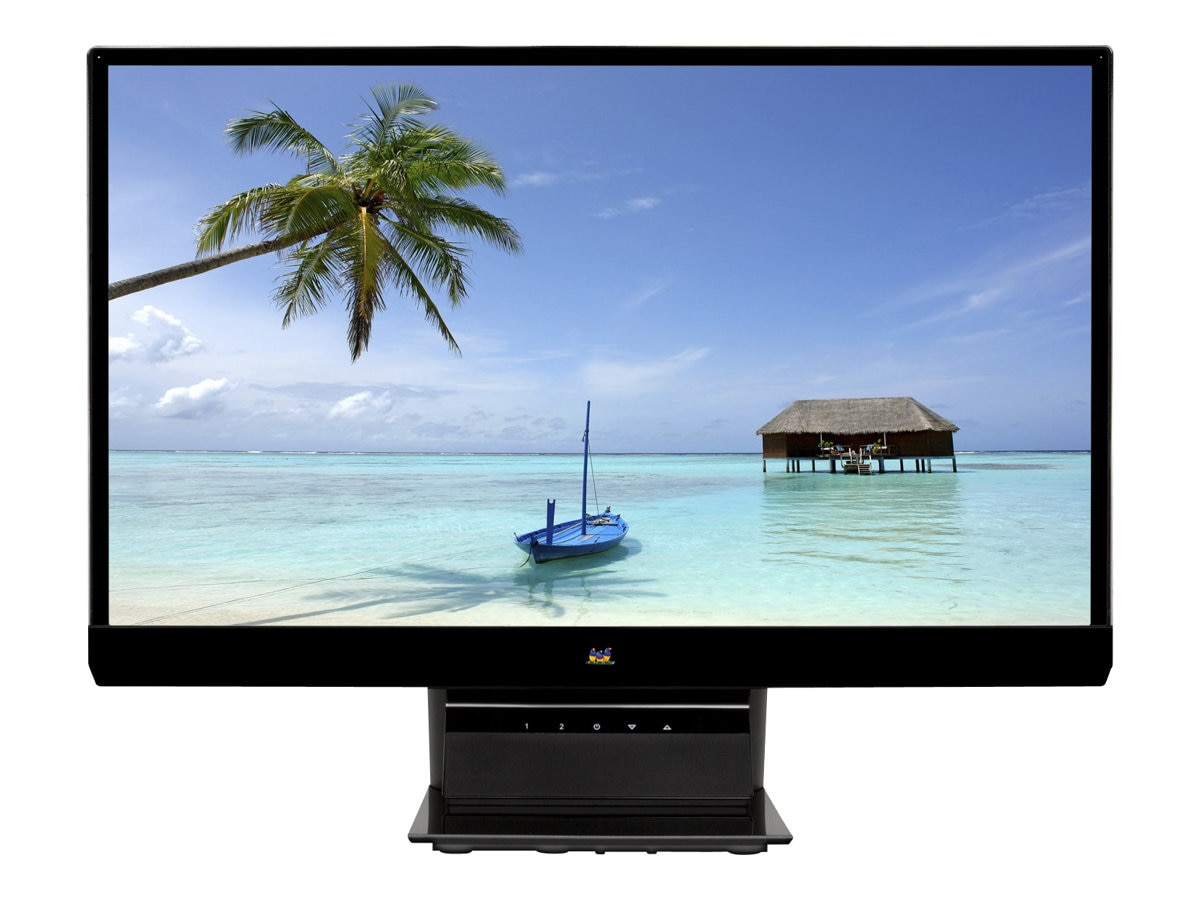 ViewSonic 22 VX2270SMH-LED Full HD LED-LCD Monitor, Black, VX2270SMH-LED, 14806857, Monitors - LED-LCD