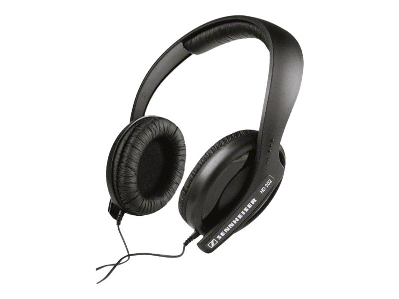 Sennheiser HD202-II Over-Ear Headphones, 504291, 31638699, Headphones
