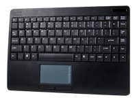 Adesso 2.4 GHz RF Wireless SlimTouch Keyboard, WKB-4000UB, 10132488, Keyboards & Keypads