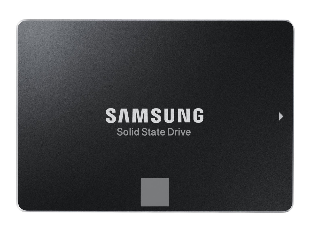Samsung 1TB 850 EVO Series SATA 6Gb s 2.5 Internal Solid State Drive, MZ-75E1T0B/AM, 17946783, Solid State Drives - Internal