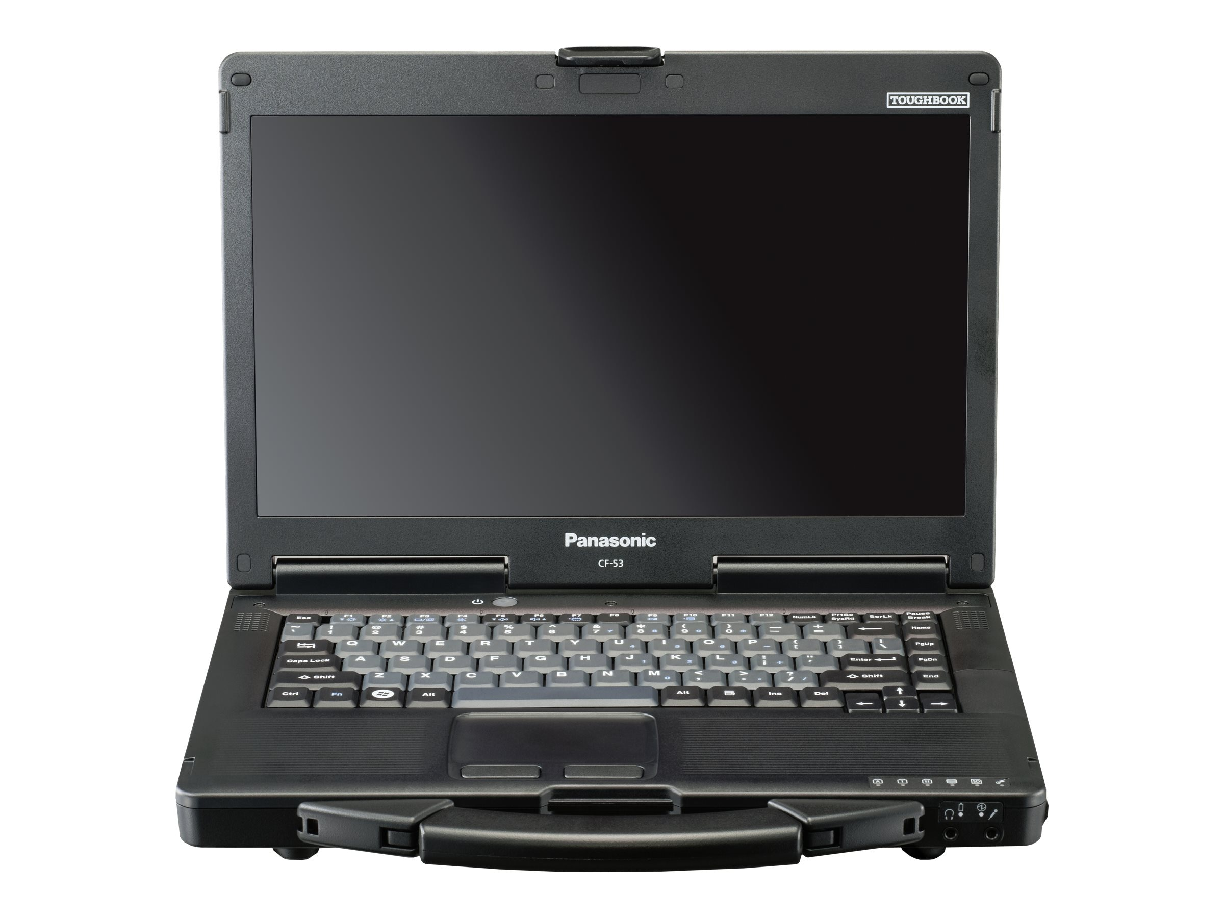 Panasonic Toughbook 53 2GHz Core i5 14in display, CF-532UVCLTM