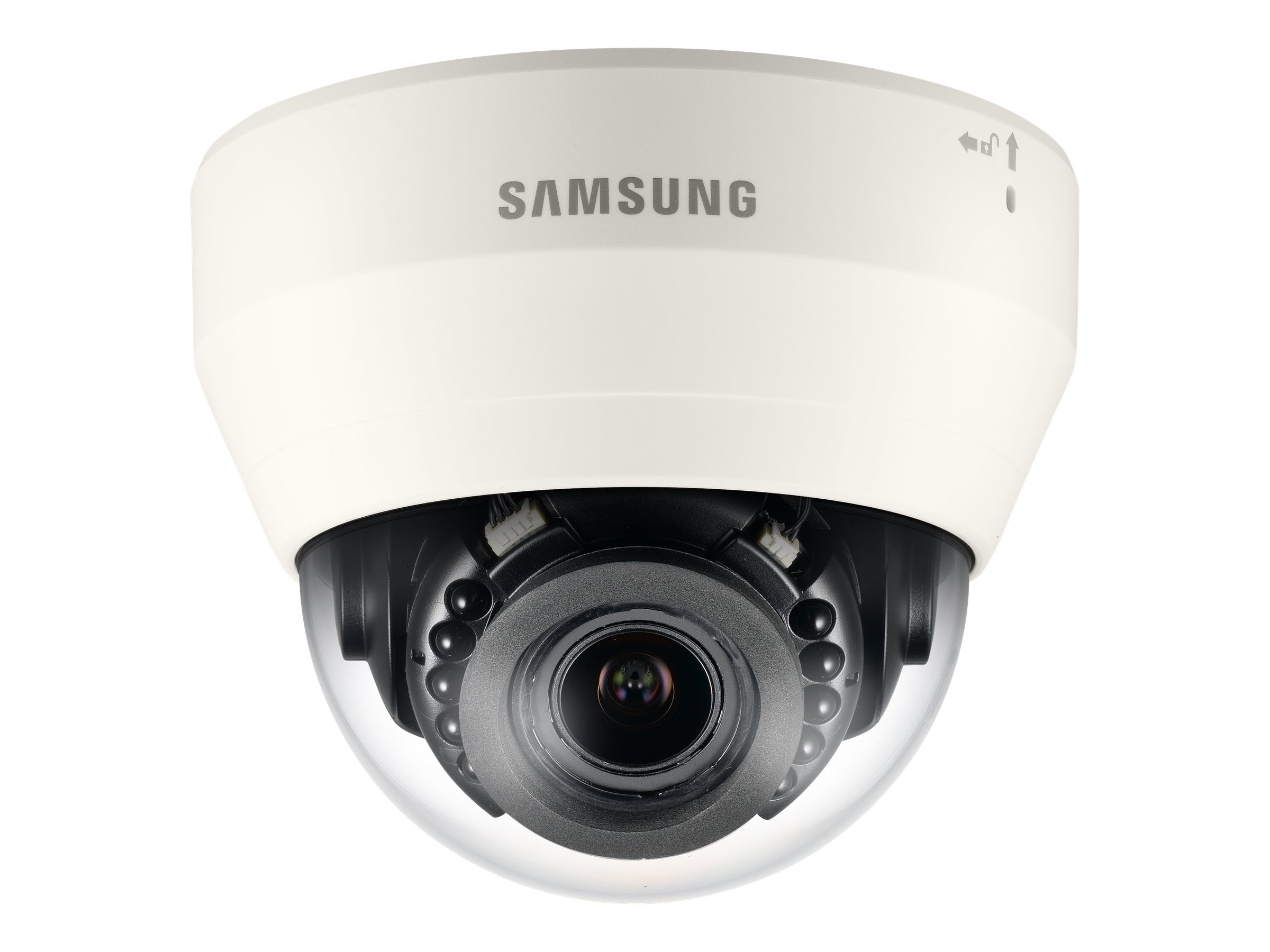 Samsung 2MP Full HD Network IR Dome Camera, SND-L6083R, 20794320, Cameras - Security