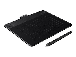 Wacom Intuos Photo Pen and Touch Tablet, Small, Black, CTH490PK, 30543971, Graphics Tablets
