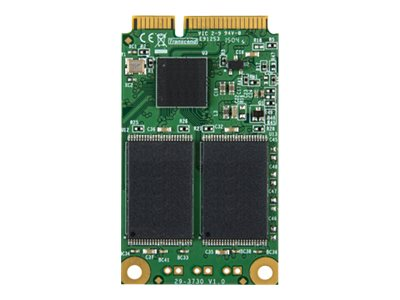 Transcend 1GB mSATA 3Gb s SLC Internal Solid State Drive